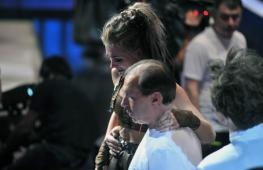 Судьи «Без страховки» обвинили Кристину Асмус в травме ноги Кристина Асмус – на больничный